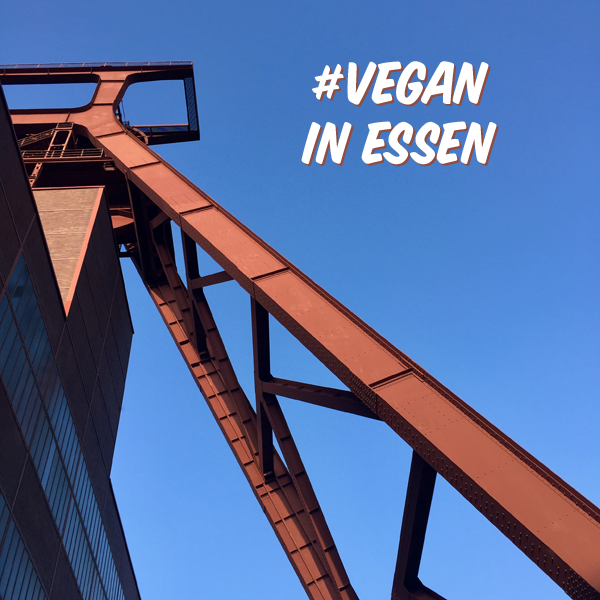 Vegan in Essen