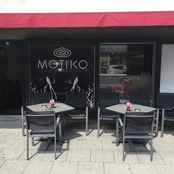 Motiko Cologne . Mochi Dessertbar mit veganen Mochis