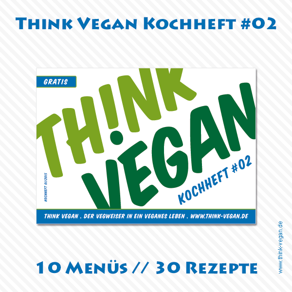 Think Vegan Kochheft 02