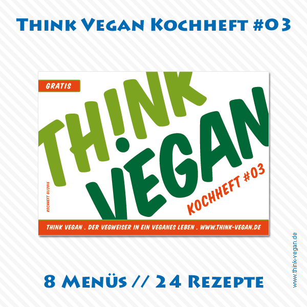 Think Vegan Kochheft 03