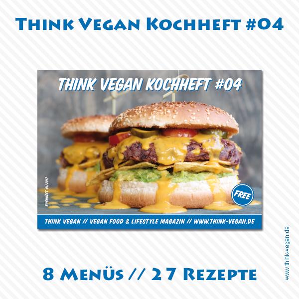 Think Vegan Kochheft 04
