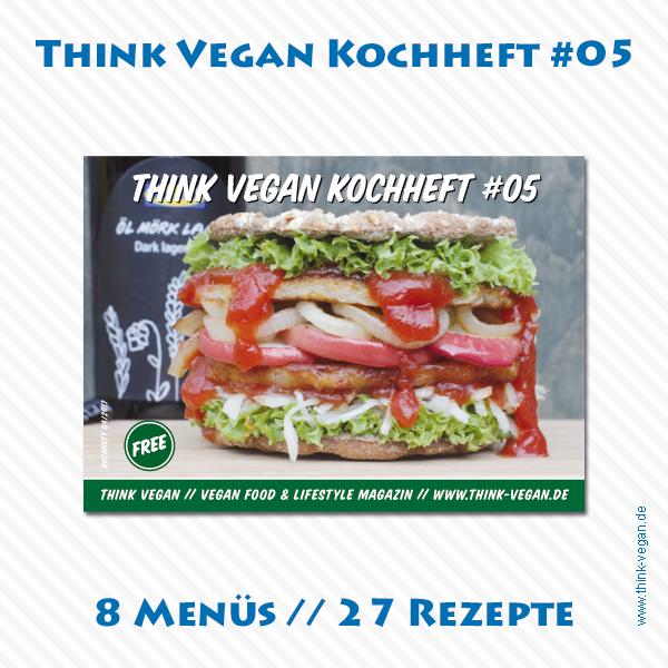 Think Vegan Kochheft 05