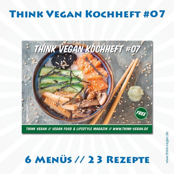 Think Vegan Kochheft 07