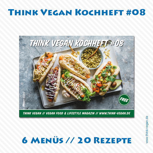 Think Vegan Kochheft 08