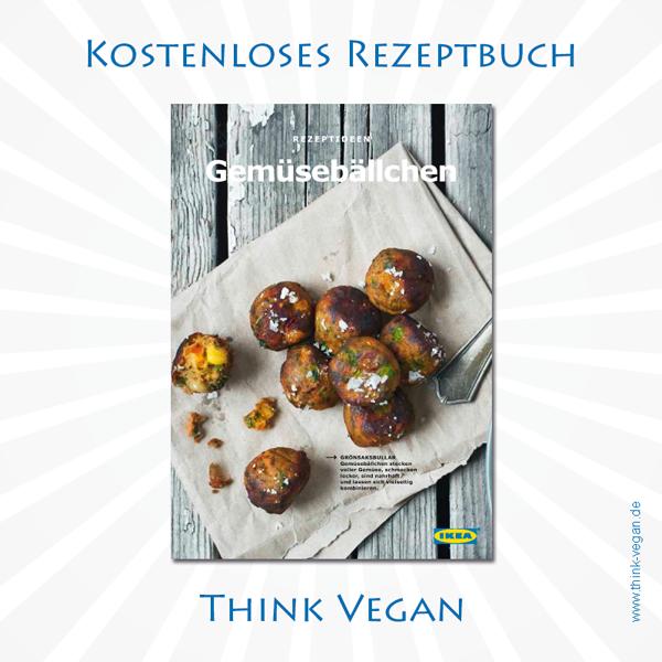 GRÖNSAKSBULLAR Gemüsebällchen . Veganes & Vegetarisches Rezeptheft