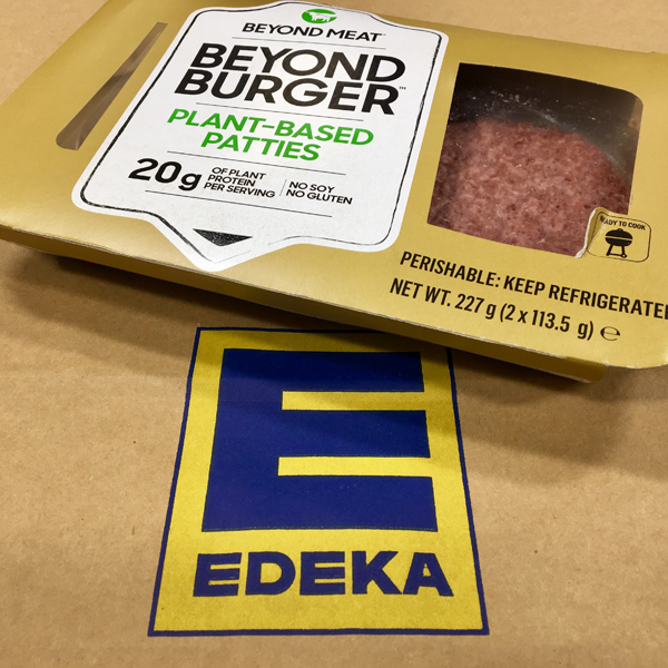 Beyond Meat Edeka