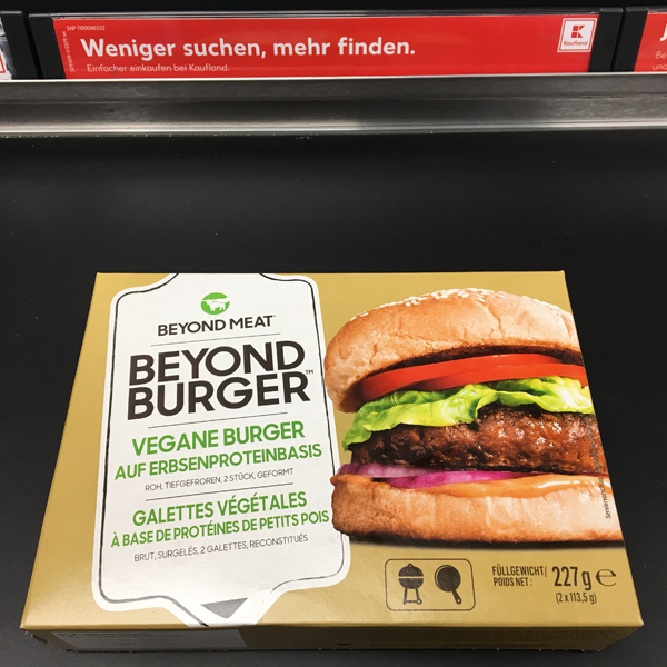 Beyond Meat Kaufland