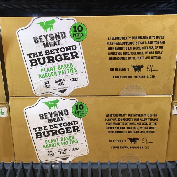 Beyond Meat gourmondo.de