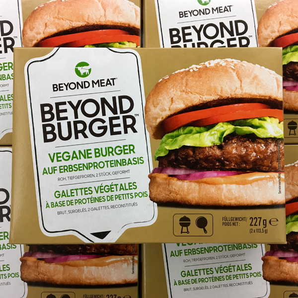 Beyond Meat Teaser