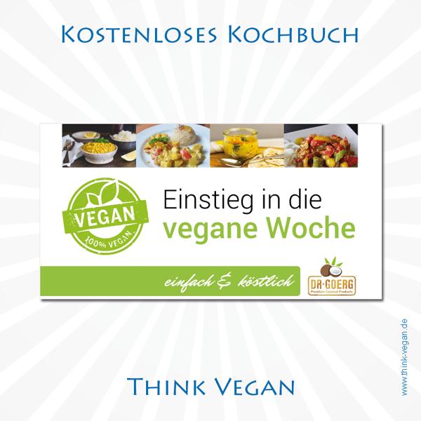 Einstieg in die vegane Woche . Veganes Kochbuch