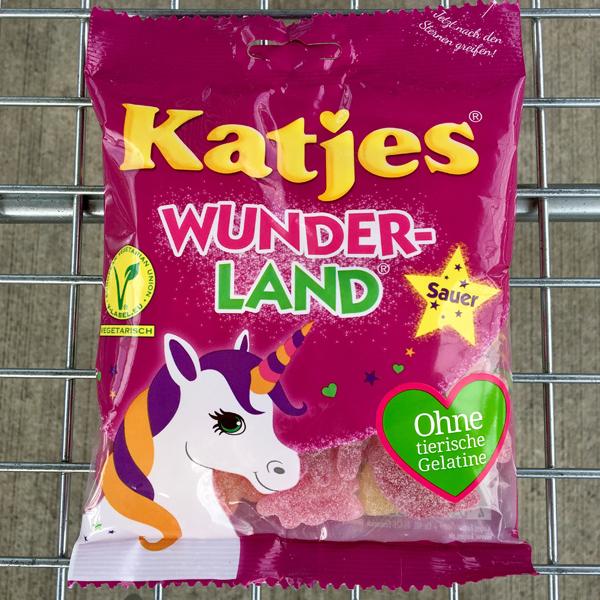 Katjes Wunderland Vegan