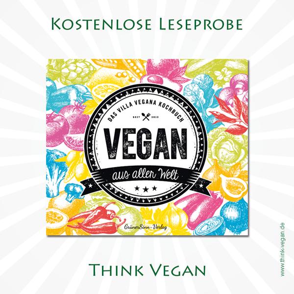 Vegan aus aller Welt . Veganes Kochbuch