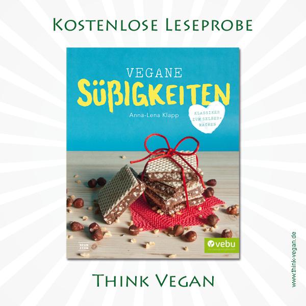 Vegane Süßigkeiten . Veganes Kochbuch