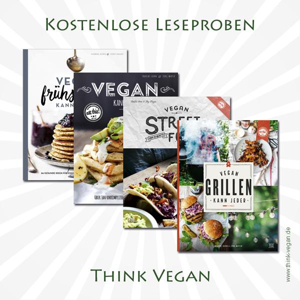 eat this! Kochbücher . Kostenlose Leseproben