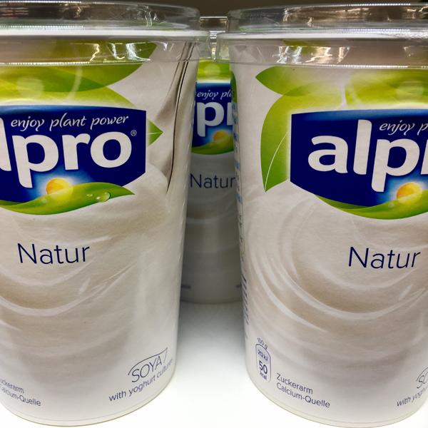 Alpro Joghurtalternative Natur bei Lidl