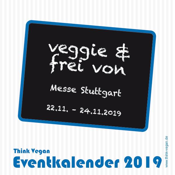 veggie & frei von . Eventkalender 2019