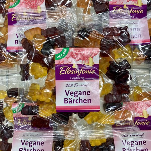 Elbsinfonie Vegane Bärchen Vegan