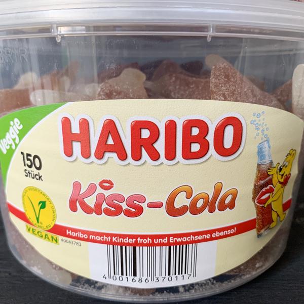 Haribo Kiss-Cola Vegan