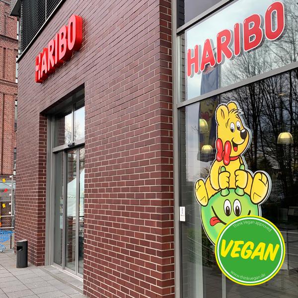 Haribo Vegane Produkte