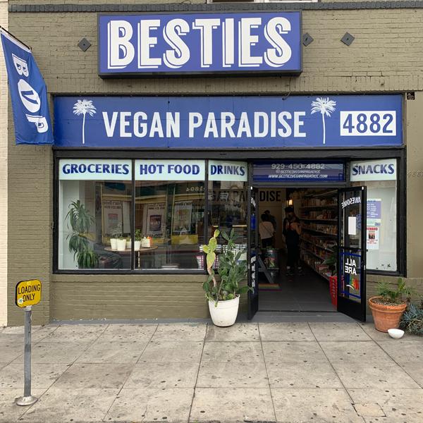 BESTIES Vegan Paradise