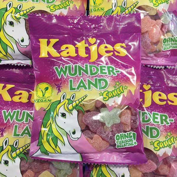 Katjes Wunderland Sauer Vegan