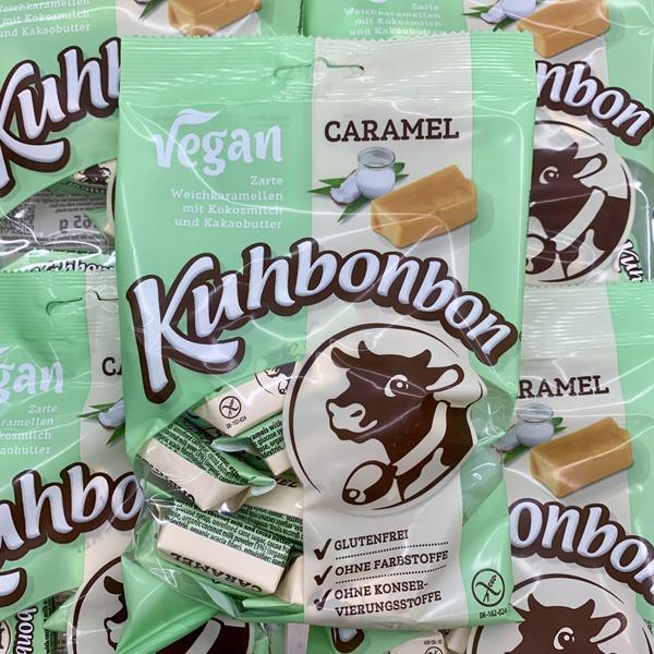 Kuhbonbon Vegane Caramel