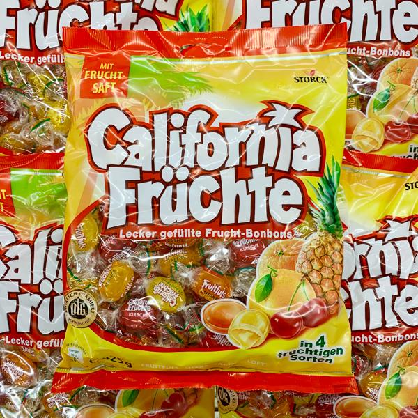 California Früchte