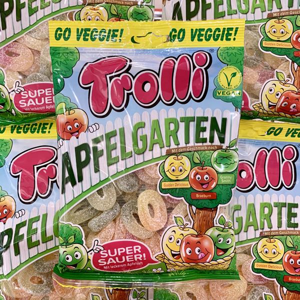 Trolli Apfelgarten Vegan