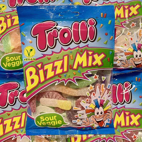Trolli Bizzl Mix Vegan