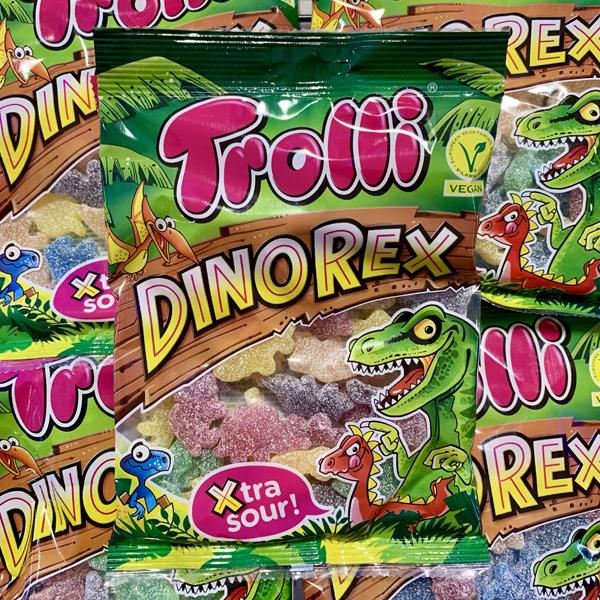 Trolli Dinorex Vegan