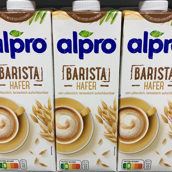 Alpro Barista Hafer