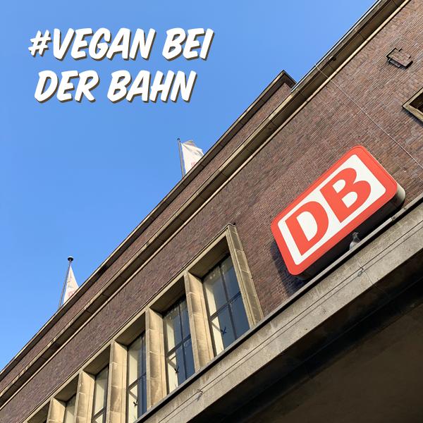 Vegan bei der Bahn