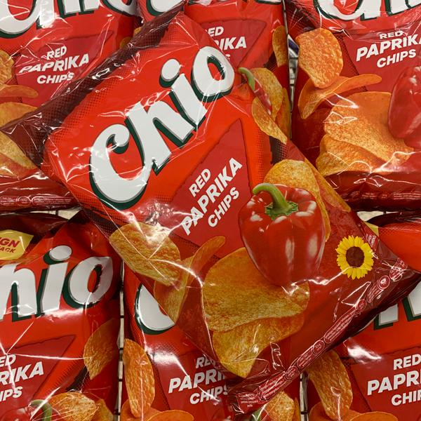 Chio Chips, Taccos, Tortillas, Popcorn & Co.