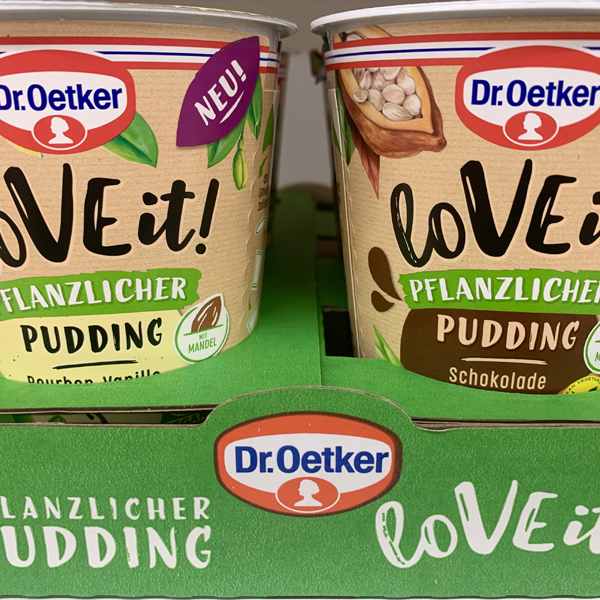 Dr. Oetker Love It Vanillepudding