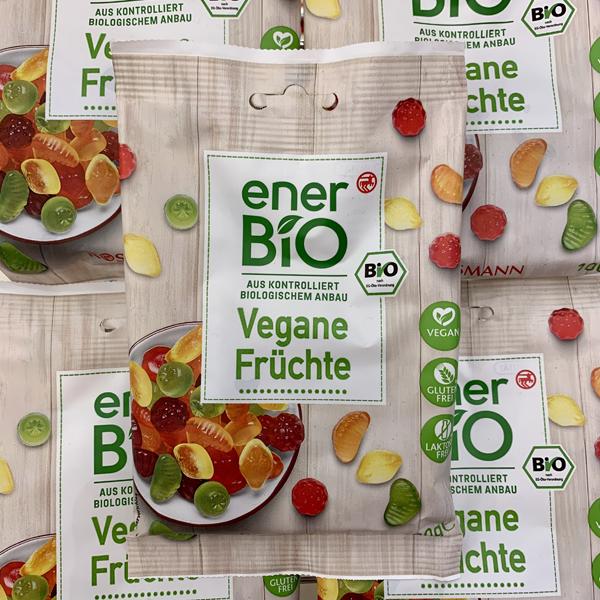 enerBio Vegan Früchte