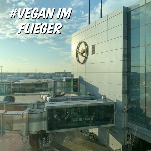 Vegan im Flieger