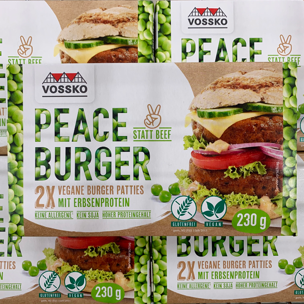 Vossko Peace Burger