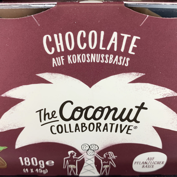 The Coconut Collaborative Schokopudding