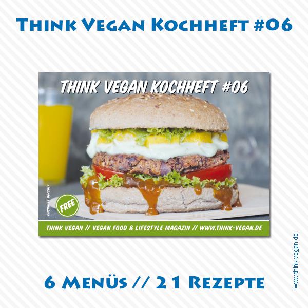 Think Vegan Kochheft 06