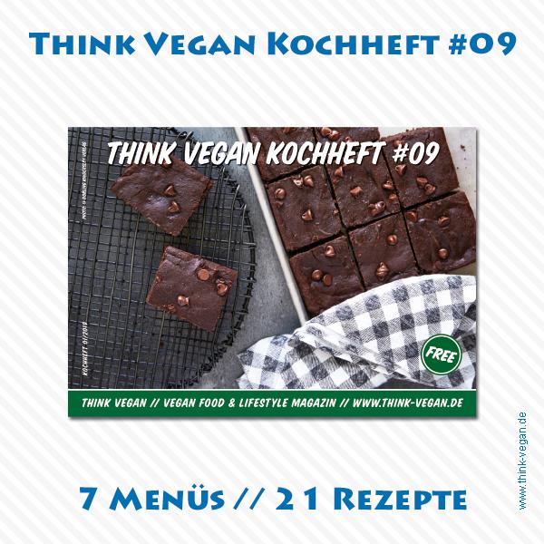 Think Vegan Kochheft 09