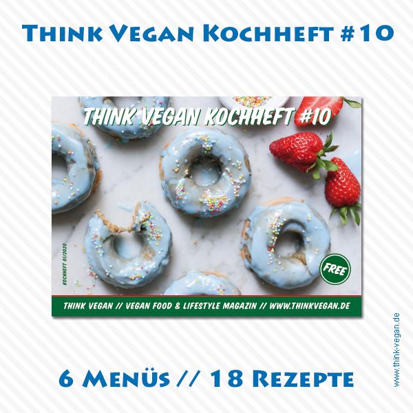 Think Vegan Kochheft 10