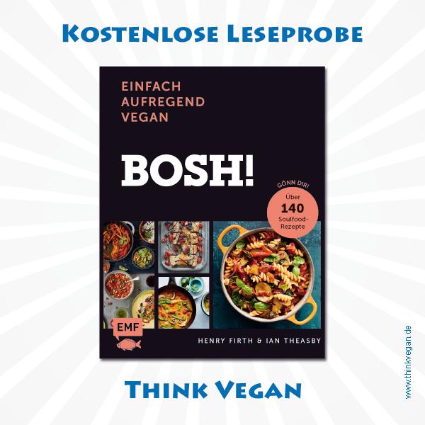 BOSH! Einfach Aufregend Vegan Leseprobe
