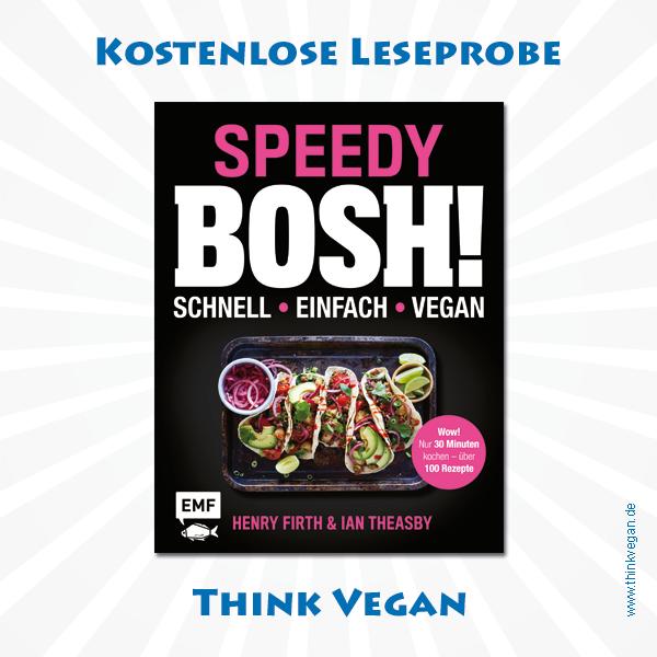 Speedy Bosh! schnell – einfach – vegan Leseprobe