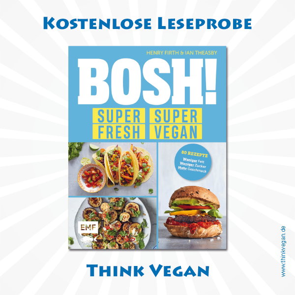 BOSH! Super Fresh Super Vegan Leseprobe